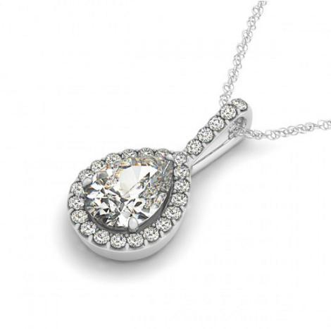 pear-cut-diamond-pendant-gold-18k
