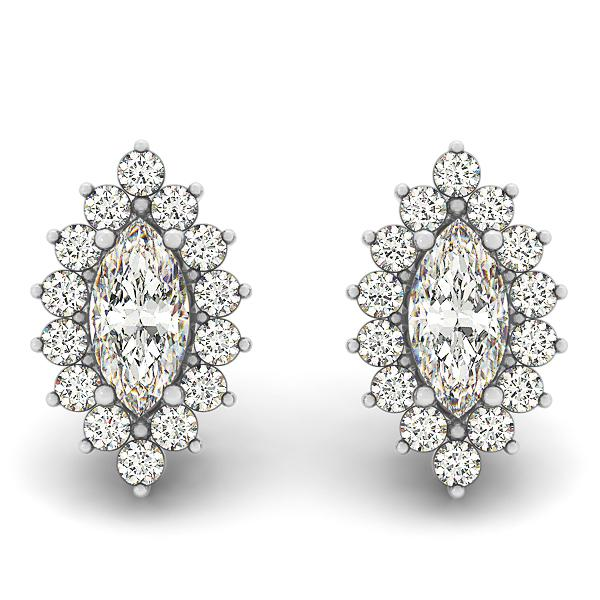 marquise-diamond-earrings-gold-18k