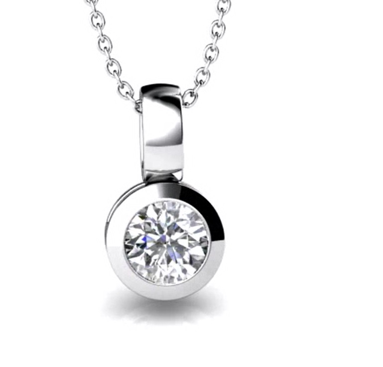 round-pendant-stud-diamond-18k-gold
