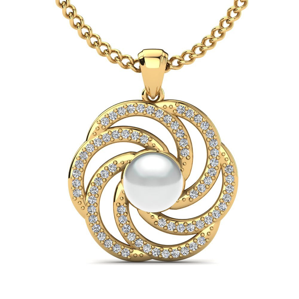 dazzling-036ct-diamond-pendant-gold-18k